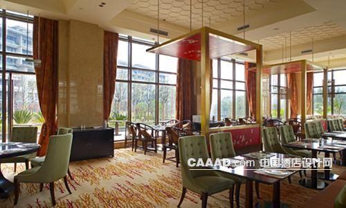 餐厅窗帘效果图_酒店餐厅窗帘效果图_快餐厅窗帘