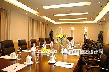 北京/会议室天花造型灯带