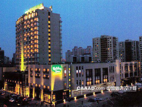 酒店景观; 北京中成天坛假日酒店;