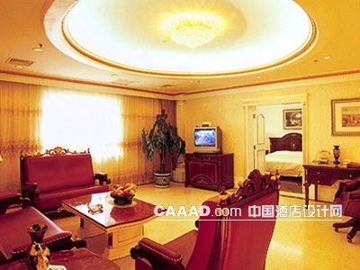 相关套房吊灯欧式沙发茶几电视柜效果图欣赏图片