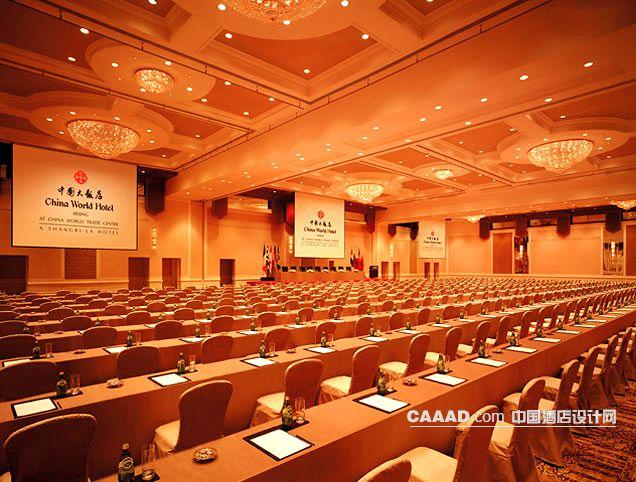 装饰公司效果图展示_北京.中国大饭店-香格里拉饭店