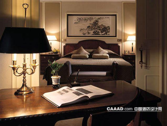 套房挂画床上用品床踏办公桌欧式台灯