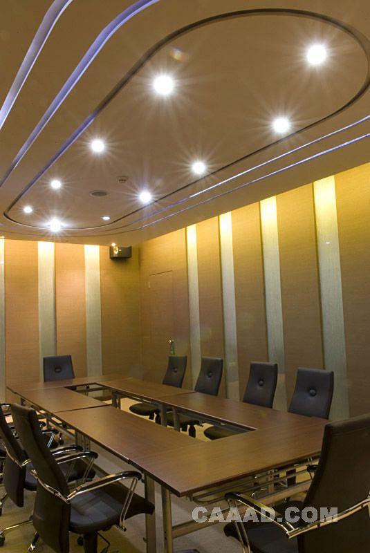 咖啡厅装修效果图_会议室天花造型效果图_会议室天花造型装修效果图欣赏图片