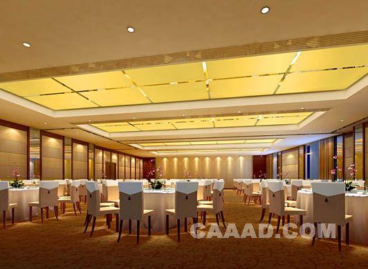 餐厅造型天花板装修效果图欣赏图片