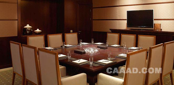 商务中心会议室背景墙效果图 商务中心会议室背景墙装修效果图欣赏图高清图片