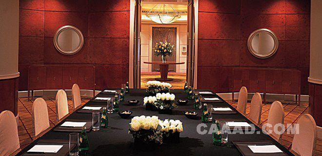 会议室背景墙效果图_会议室背景墙装修效果图欣赏