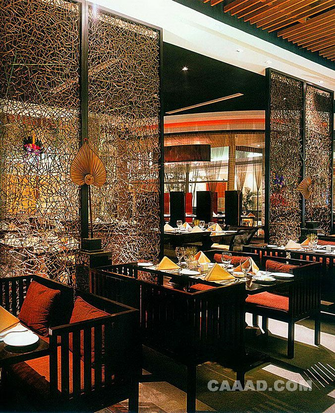 自助餐厅装修效果图; 中国酒店设计网 装修效果图; 酒店餐厅装修效果