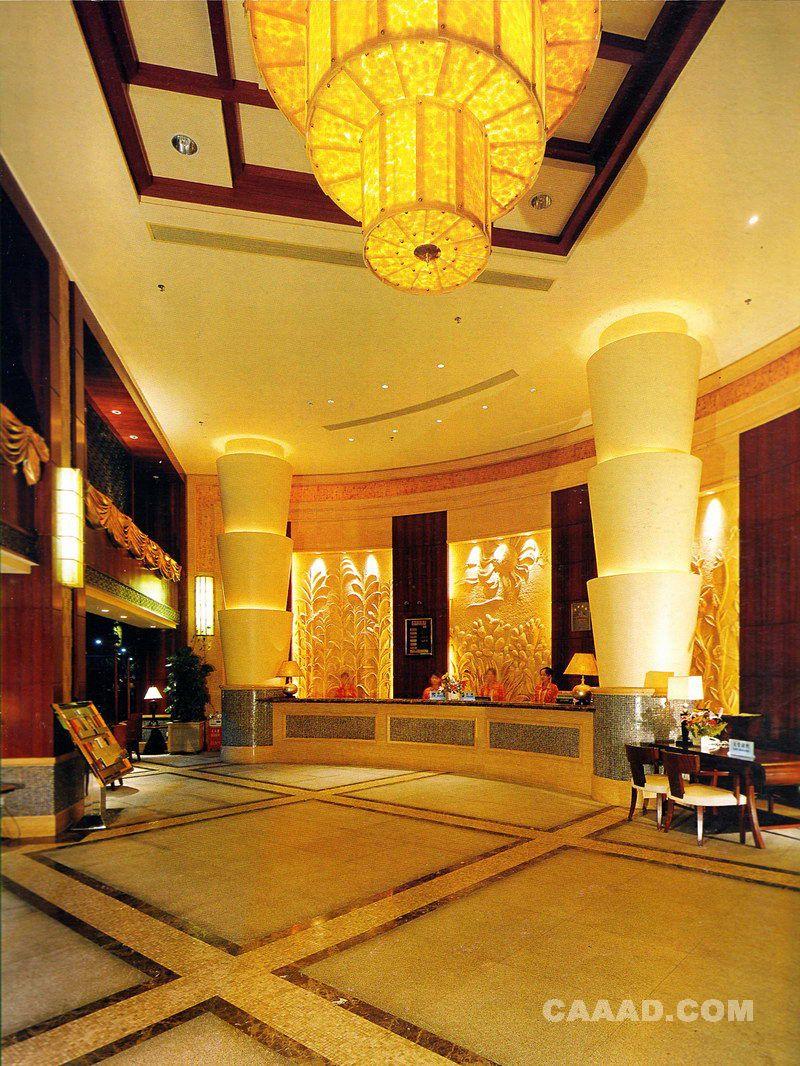 装饰公司效果图展示_深圳Pattaya酒店-广东