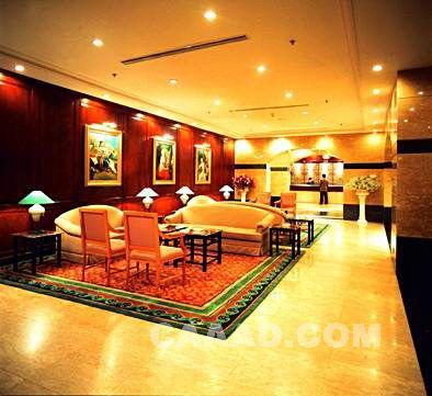 凯莱花园_哈尔滨松花江凯莱花园大酒店-专题报道-中国酒店设计网