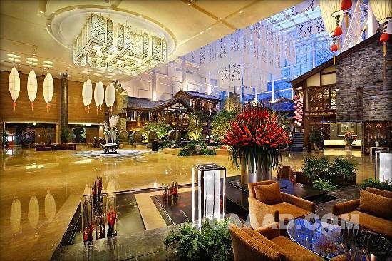 成都市世纪城天堂洲际大饭店