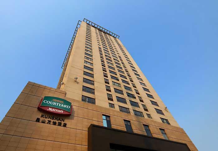 江苏昆山万怡酒店