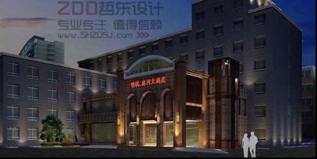 柏悦林河酒店-上海哲东酒店设计公司作品