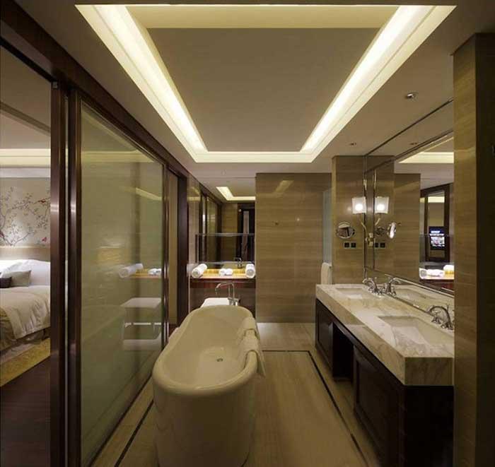 客房浴室洗手间