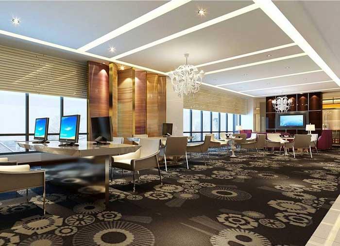 杭州大厦文化精品酒店设计