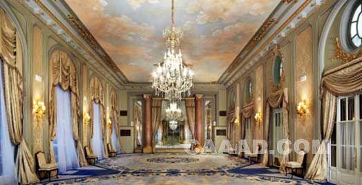 走进西班牙百年酒店 看非凡的创造力
