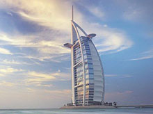 七星级酒店阿拉伯塔酒店帆船酒店 Burj Al Arab―阿拉伯联合酋