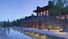 美国安缦伽尼酒店-室外游泳池