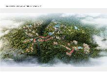 宜昌江峡绿洲生活区建筑设计