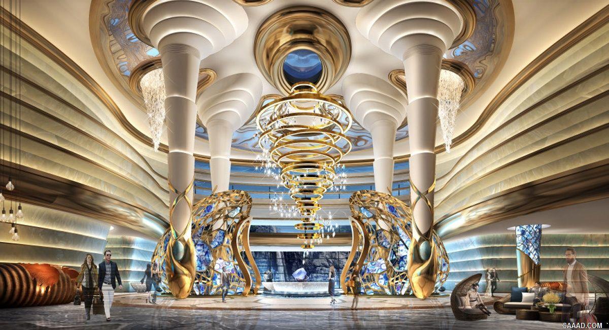 南京特色酒店_南京蜂巢七星级主题酒店设计被称为外星基地-江苏