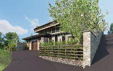 金川私家别墅建筑和景观设计