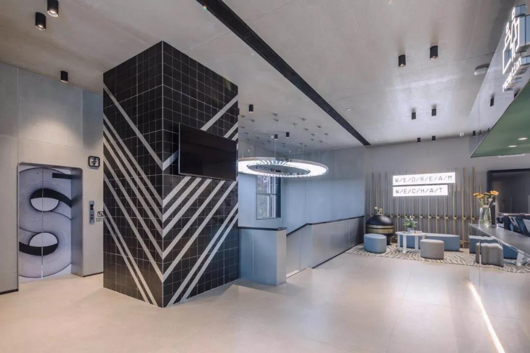 埃素灯光设计案例之英诺酒店照明