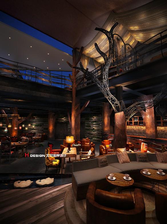 海南红树林餐酒吧
