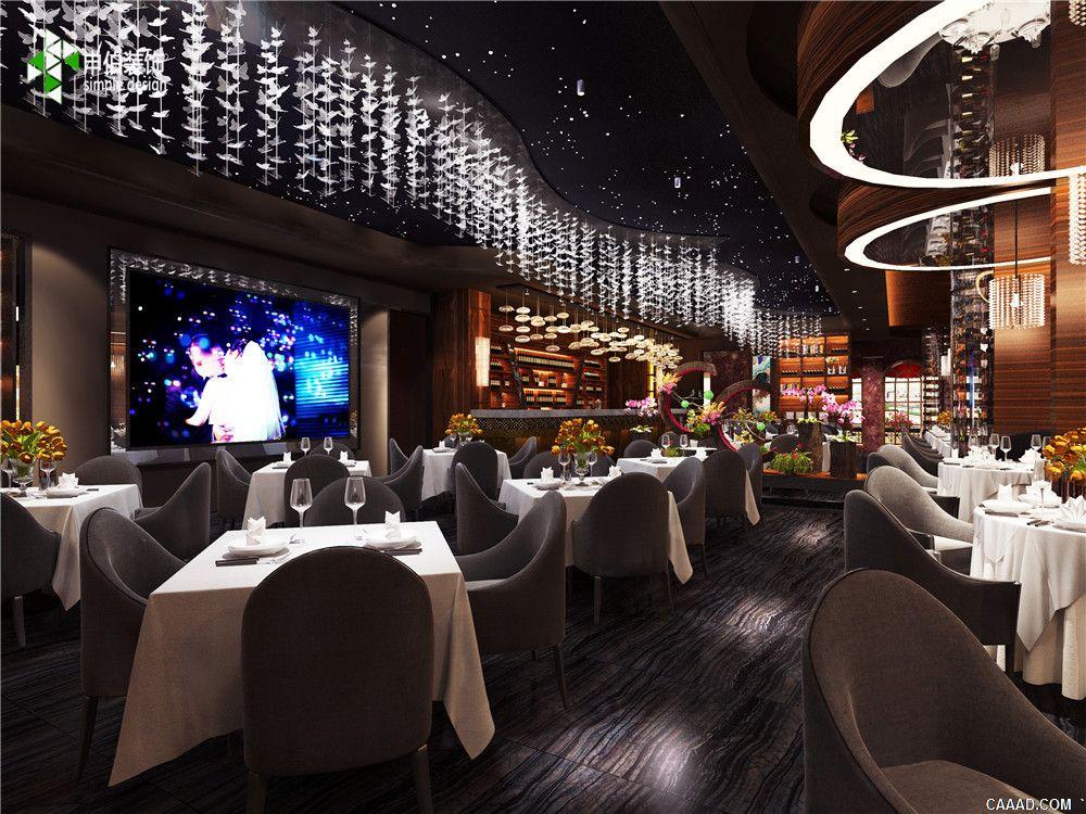 5_西餐厅设计