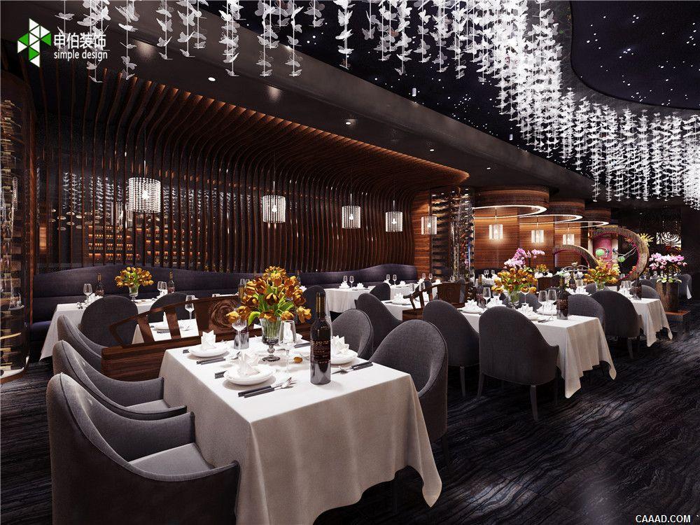 6_西餐厅设计