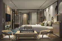客房-万达郫县H和枫酒店-红专设计