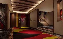 电梯间-彝族月亮女儿度假精品酒店-红专设计
