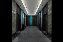 电梯间-杭州漫城国际酒店-红专设计