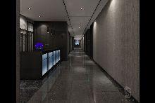 过道-杭州漫城国际酒店-红专设计