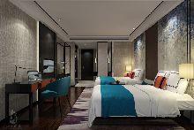 客房- 杭州漫城国际酒店-红专设计