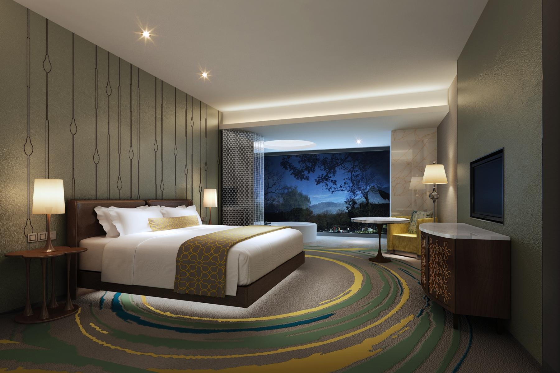 度假酒店设计
