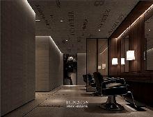 焦作芝炫美发高级会所设计方案