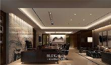 郑州专业办公室设计公司-寰亚投资担保办公室装修设计方案效果图