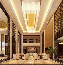 河南专业售楼处设计公司-懿品阁售楼处设计理念及方案说明