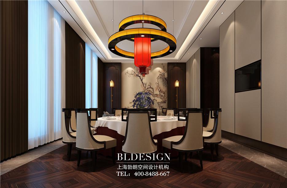 平顶山叶县宾馆特色主题餐厅设计效果图