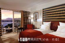 度假酒店设计装修效果图