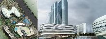 白金五星级酒店设计:泸州巨洋国际大酒店外观建筑设计