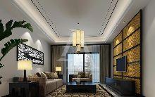 度假酒店设计:贵州黑湾河大酒店豪华套房设计