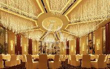 度假主题酒店设计:安徽九华山龙溪山庄大酒店多功能厅设计