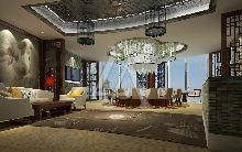 度假主题酒店设计:安徽九华山龙溪山庄大酒店中餐包房设计