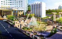 度假酒店设计:浙江横店国贸酒店景观设计