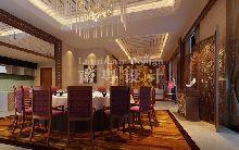 泊金湾酒店设计大堂包房