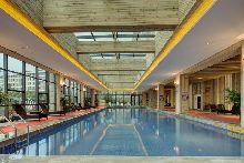 安徽六安蓝溪大酒店设计-游泳池