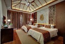 安徽六安蓝溪大酒店设计-客房