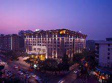 西安万达希尔顿酒店-酒店外观实景照片
