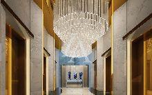 湖南郴州金皇国际大酒店-电梯间设计
