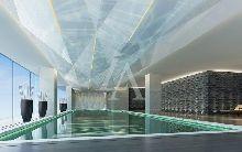 湖南郴州金皇国际大酒店-游泳池设计